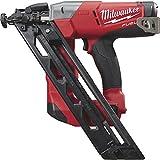 MILWAUKEE ELEC TOOL 2743-20 Milwaukee 15Ga Bare Nailer