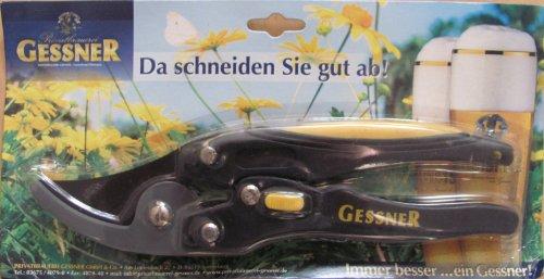 Gessner - Gartenschere - Neu