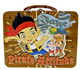 The Tin Box Company 587607-12 Jake and The Neverland Pirates Large Carry All Tin- Assorted