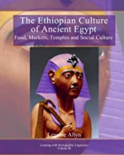 The Ethiopian Culture of Ancient Egypt: Food, Markets, Temples and Social Culture (Learning with Hieroglyphic Linguistics) (Volume 3)