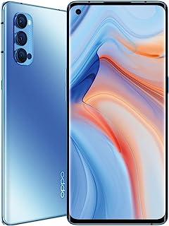 OPPO Reno4 Pro Smartphone, 8GB RAM, 256GB (Galactic Blue)