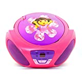 Best Shower Cd Players - Dora the Explorer Dora CD Boombox Doll Review