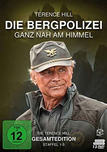 Die Bergpolizei - Ganz nah am Himmel: Die Terence Hill Gesamtedition [13 DVDs]