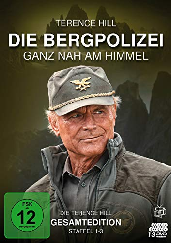 Terence Hill Gesamtedition (13 DVDs)