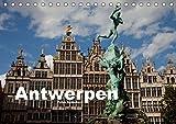 Antwerpen (Tischkalender 2019 DIN A5 quer): 13 Reisefotos aus der sehenswerten belgischen Metropole (Monatskalender, 14 Seiten ) (CALVENDO Orte) - Peter Schickert