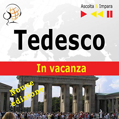 Couverture de Tedesco. In vacanza
