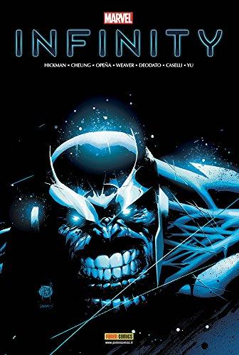 Infinity - Marvel Omnibus - prima ristampa