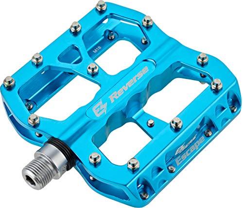 Revers E-Escape Flat Fahrrad Pedal Light blau
