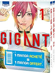Gigant Pack découverte Tomes 1 & 2