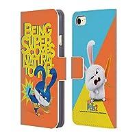 SECRET LIFE OF PETS ペット - Snowball Rabbit Bunny Costume レザー手帳型/iPhoneケース 【公式/オフィシャル】