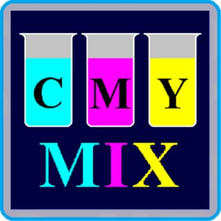 CMYK Mix Color scheme designer