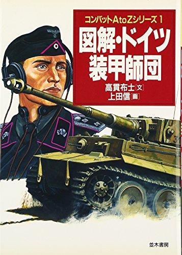図解・ドイツ装甲師団 (コンバットAtoZシリーズ)