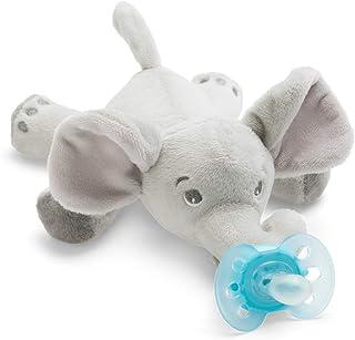 Philips Avent SCF348/13 STHR PLUSH SGL 0-6M Elephant