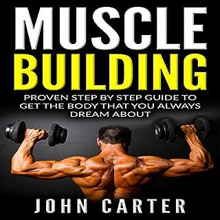 Muscle Building: Beginners Handbook audiobook cover art