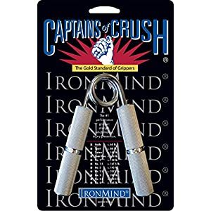 IronMind Captains of Crush Hand Gripper The Gold Standard of Grippers and The World's Leading Hand Strengthener