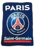 PSG - Plaid Polaire -Paris St Germain Polaire imprimé Sublimation 140x100 cm