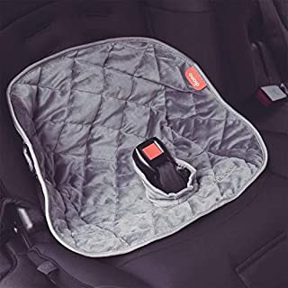 Diono Ultra Dry Seat, Child Car Seat Pad with Waterproof Liner - Potty Training Seat Pads for Infants Baby & Toddlers, Grey