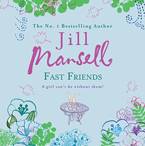 Fast Friends audiobook cover art