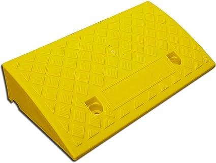 AWYJ Pasacables de Suelo Escalada de PVC Triángulo Mat ...