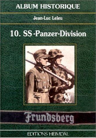 10. SS-Panzer-Division Frundsberg : Normandie 1944