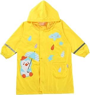4 tailles 3 Couleurs L rouge SKL Unisexe Enfant Fashion Cartoon imperm/éable pour chien imperm/éable pour fille ou gar/çon
