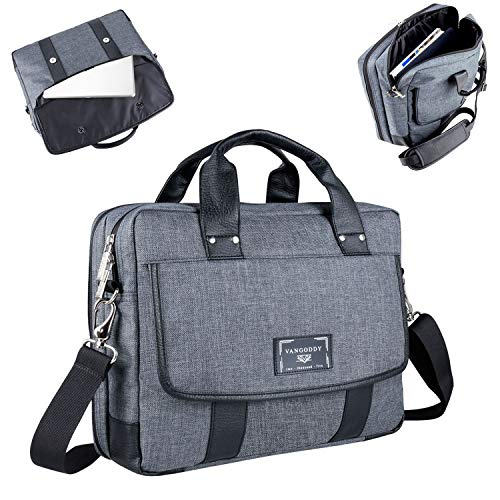 17 17.3 Inch Laptop Messenger Bag Business Travel Briefcase Shoulder Bag Sleeve