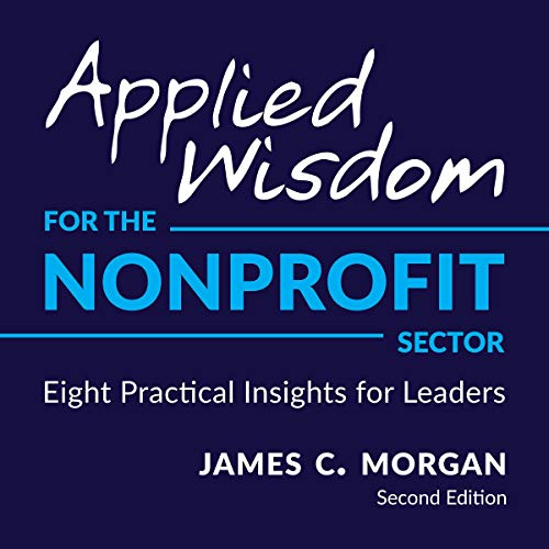 Applied Wisdom for the Nonprofit Sector cover art