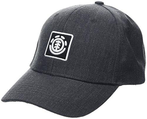 Element Treelogo Cap Caps, Hombre, Charcoal Heathe, One Size