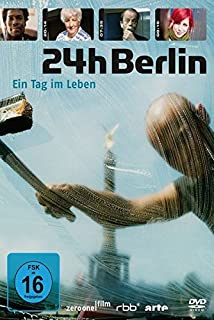 24 Hours Berlin - 8-DVD Box Set ( 24 h Berlin - Ein Tag im Leben ) ( 24h Berlin - A Day in the Life )