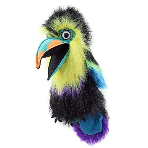 The Puppet Company - Marionnette à main - Grands oiseaux - Toucan