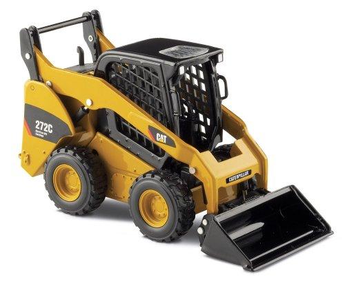 55167 CAT 272C Kompaktlader 1:32 CAT Norscot