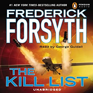 The Kill List audiobook cover art