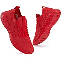 Scicncn Lightweight Mesh Breathable Non Slip Men Walking Shoes