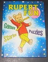 Rupert Fun 0850791782 Book Cover