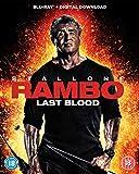 Rambo: Last Blood [Blu-ray] [2019]