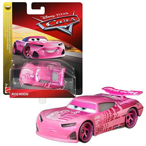 Modelle Auswahl Auto | Disney Cars 3 | Cast 1:55 Fahrzeuge | Mattel, Typ:Rich Mixon