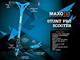 MAXOfit® Deluxe Stuntscooter Blueline - 9