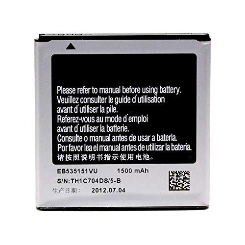 Todobarato24h Bateria Compatible con Samsung Galaxy S GT-i9000 / GT-i9003 / S Plus EB575152VU 1500 mah