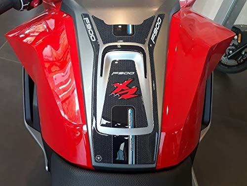 3D F900 XR Gelreservoir Autokollant für BMW F900XR Motorradreservoir