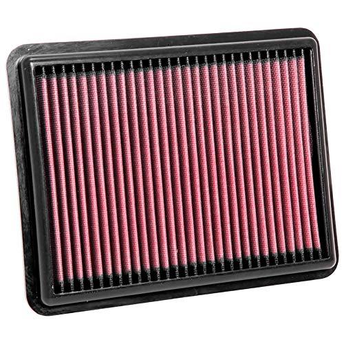 K/&N E-0648 Tauschluftfilter Rot
