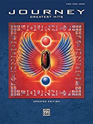 Journey -- Greatest Hits: Piano/Vocal/Guitar on BoomerSwag!