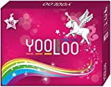 YOOLOO Unicorn – El Divertido Juego de Cartas para niños, Padres y Amigos de los Unicornios (de 2 a 8 Personas, 2 Variantes de Juego)