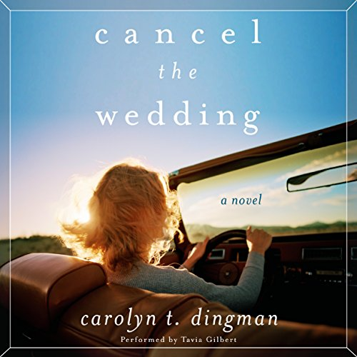 Cancel the Wedding audiobook cover art