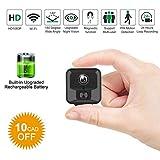 Spy Camera Wireless Hidden, Jayol Full HD 1080P Mini Spy Hidden Camera WiFi