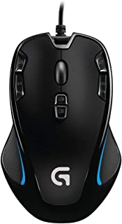 Logitech 910-004346 G300s Gaming Mouse - Blue