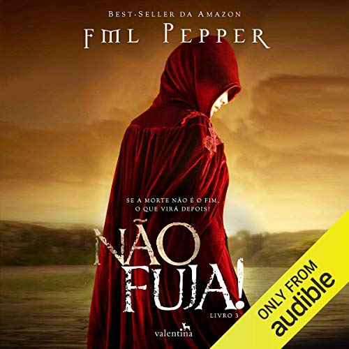 Couverture de Não Fuja! [Don't Run Away!]