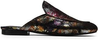 Women's Wallice Slip On Mule Metallic Floral