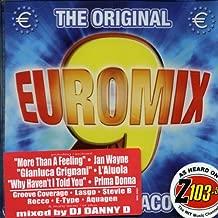 Euromix Vol. 9 Pres. By Tony Monaco