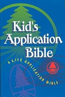 Kid's Application Bible: TLB