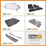 Travall® Guard Hundegitter TDG1141 – Maßgeschneidertes Trenngitter in Original Qualität - 6